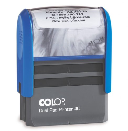 PRINTER 40 NEW DUAL PAD