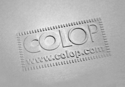 Πένσα αναγλυφοτυπίας 25x50mm - Δείγμα